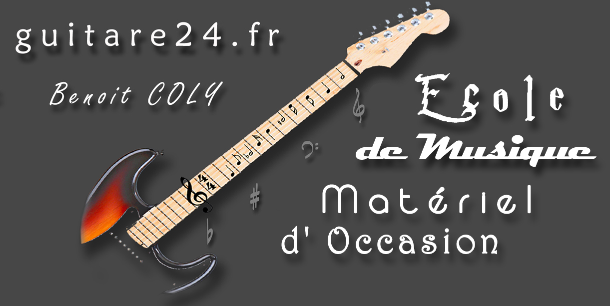 guitare24.fr - Benoît Coly