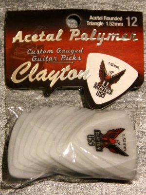 Médiators Clayton Triangle X 12