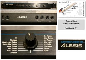 Reverb Alesis Microverb III