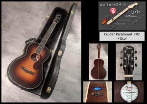 Fender PM-2 Deluxe SB
