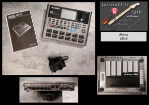 Alesis SR18 – Drum Machine